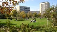 Un campus très vert